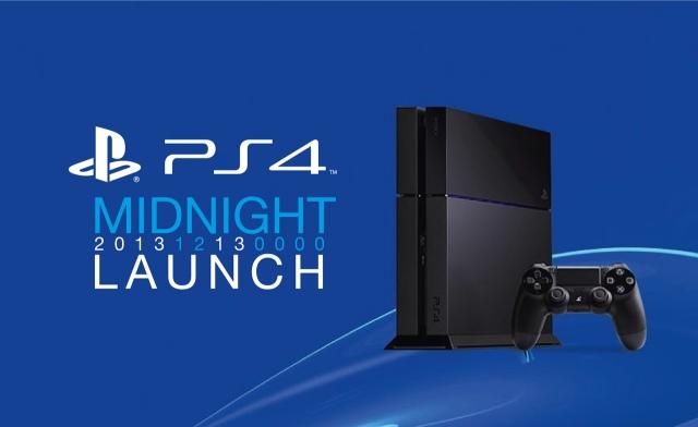 PS4 Launch Party az Allee-ban