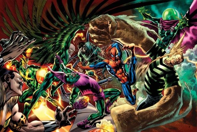 Saját mozit kap Venom és a Sinister Six