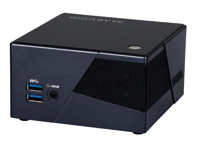 Újabb apró PC-kitet jelentett be a GIGABYTE, jön a BRIX Pro