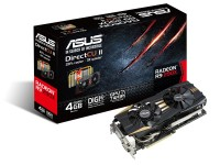 Hamarosan a boltokban az ASUS R9 290X és R9 290 DirectCU II videokártyák