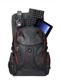 ASUS ROG Nomad hátizsák 17 hüvelykes notebookokhoz