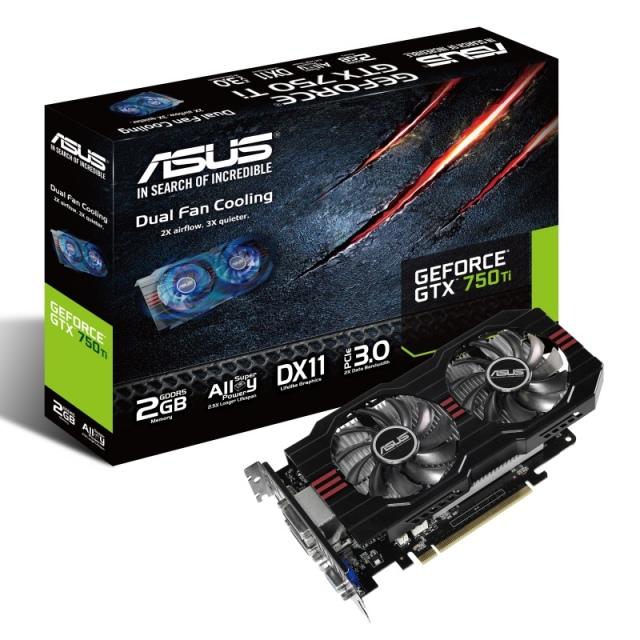 Megérkeztek a GeForce GTX 750 és 750 Ti videokártyák