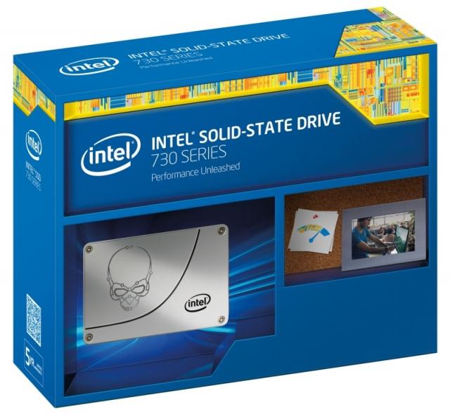 Gyárilag tuningolt 730-as szériájú Intel SSD-k érkeznek