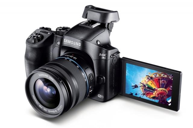 Samsung NX30 sajtóbemutató