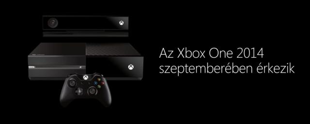 Ősszel jön hazánkba az Xbox One