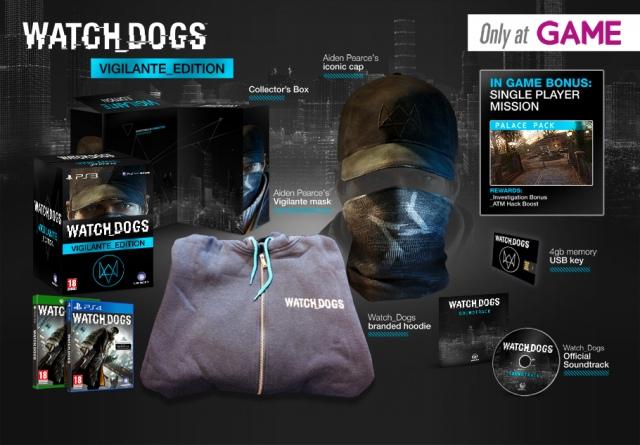 Watch_Dogs Premium Vigilant Edition