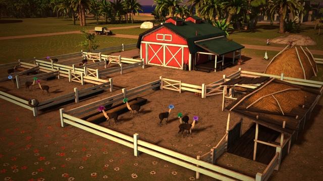 Készül a Tropico - Llama Simulator (április 1.)