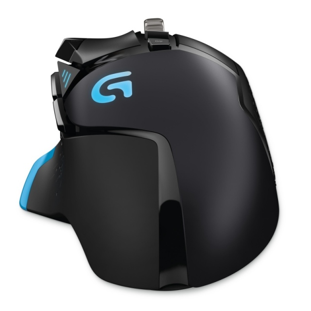 Jön a Logitech G502 Proteus Core Tunable Gaming Mouse