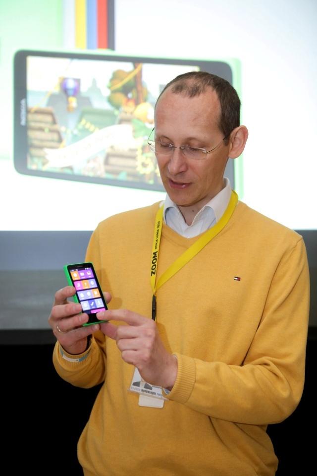 Androiddal érkeznek a Nokia X okostelefonok
