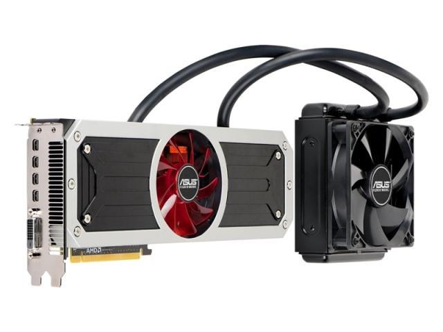 Két GPU, 8 GB RAM és hibrid hűtés az ASUS R9 295X2 videokártyán