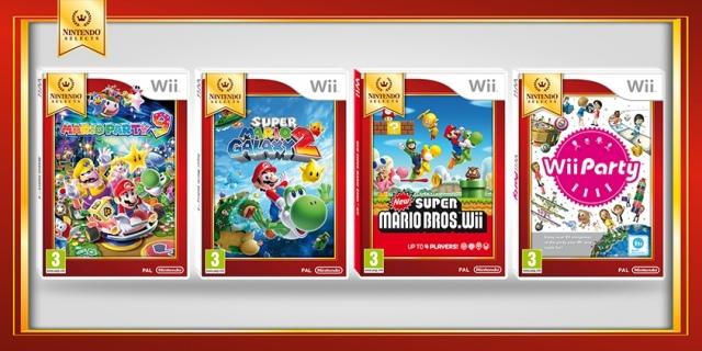 Négy játékkal bővül a Nintendo Selects kínálata