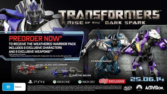 Nyáron jön a Transformers: Rise of the Dark Spark