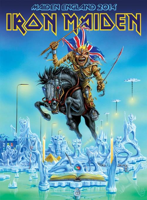 Két hét múlva Budapesten az Iron Maiden
