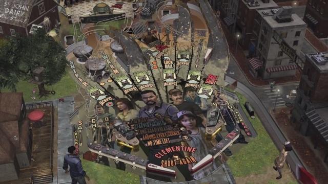 The Walking Dead flipperasztal jön a Zen Studiostól