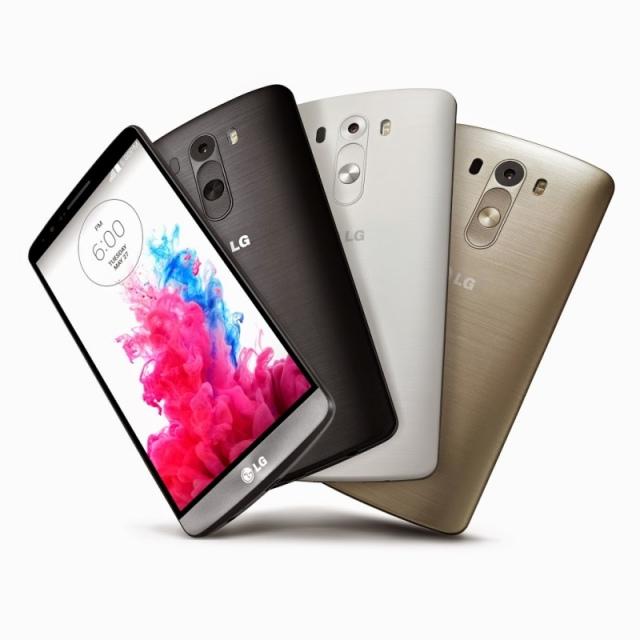 Hazánkban is debütál az LG G3