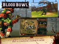A Blood Bowl hamarosan tableteken is támad