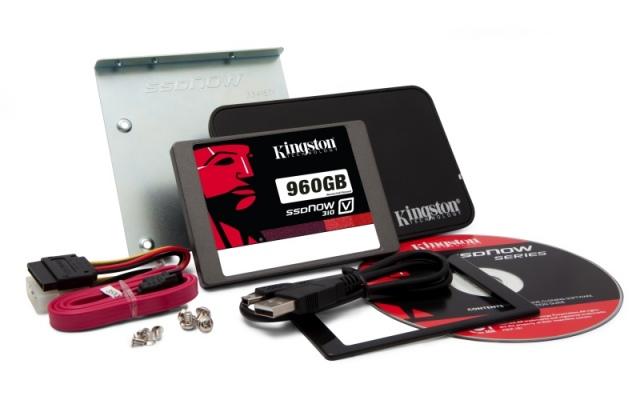 Közel 1 TB-os meghajtóval bővül a Kingston SSDNow V300-as sorozata