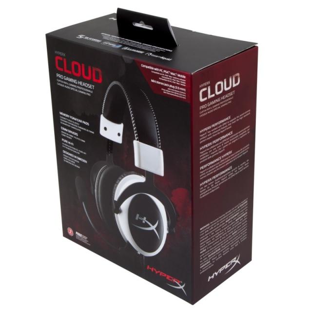 16. szülinapi nyereményjáték: HyperX Cloud headset