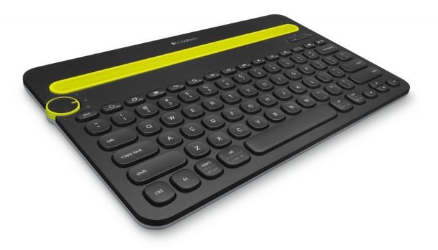 Három eszközhöz használható párhuzamosan a Logitech K480-as billentyűzete