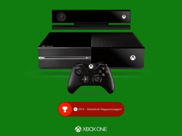 Megérkezett hazánkba is az Xbox One