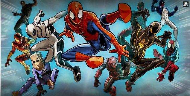 Megjelent a Spider-Man: Unlimited