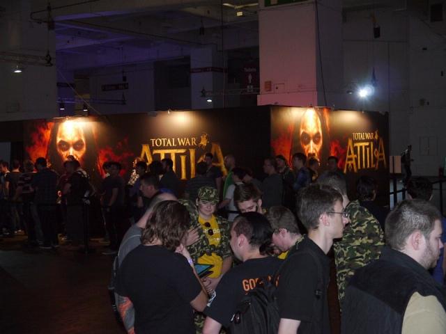 EGX London 2014: Blade és a péntek