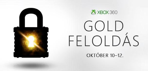 Ingyenes Xbox Live Gold hétvége