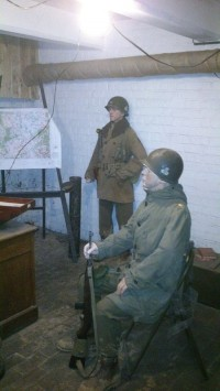 Bastogne Barracks - fotók a II. világháborús kiállításról