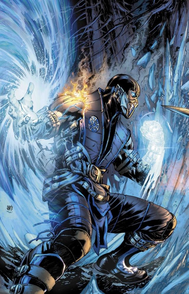 Képregény meséli el a Mortal Kombat X előzményeit