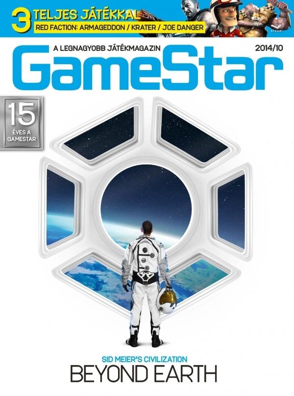 15 éves a GameStar magazin