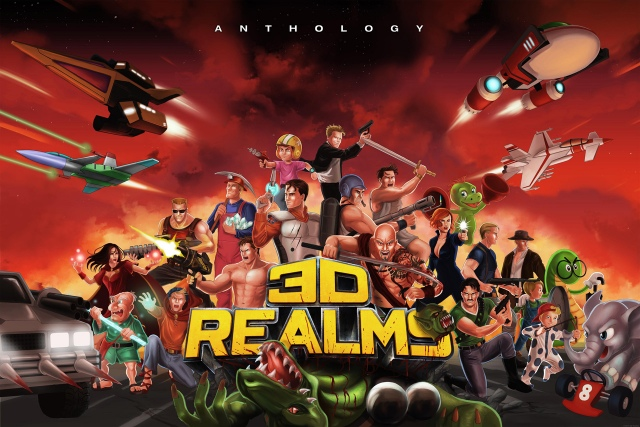 Megjelent a 3D Realms Anthology Pack