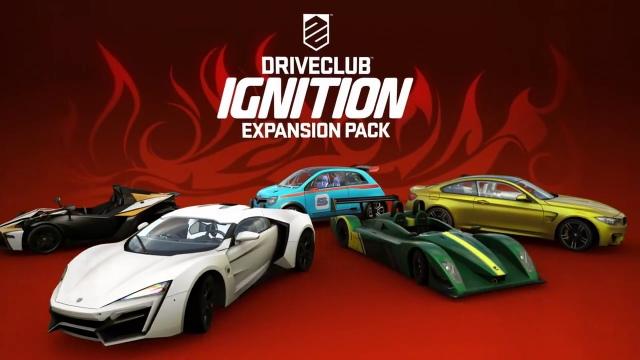 Mozgásban a DriveClub Ignition kiegészítője