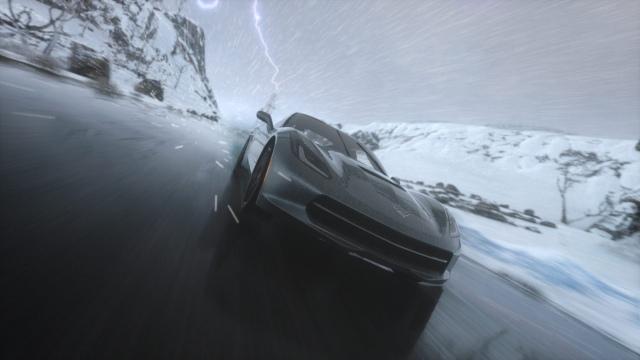 Megérkezett a változó időjárás a DriveClubba