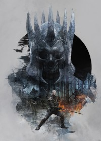 Így fest a The Witcher 3: Wild Hunt fémtokja