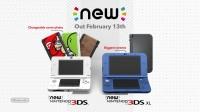 Februárban érkezik Európába az új Nintendo 3DS