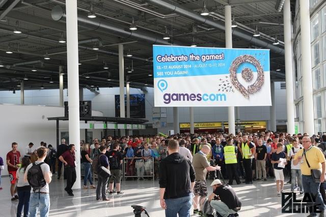 Információk a gamescomos jegyelővételről