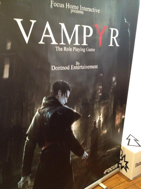Készül a Vampyr