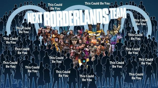 A Gearbox már az új Borderlandshez toboroz