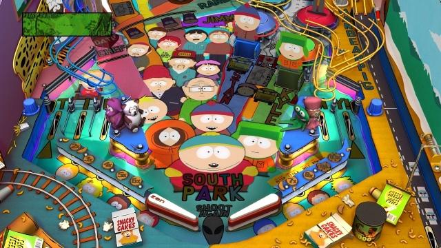 Zen Pinball 2/Pinball FX2 asztalok 2014 második felében