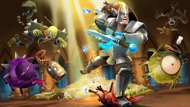 Vége a The Mighty Quest for Epic Loot bétájának