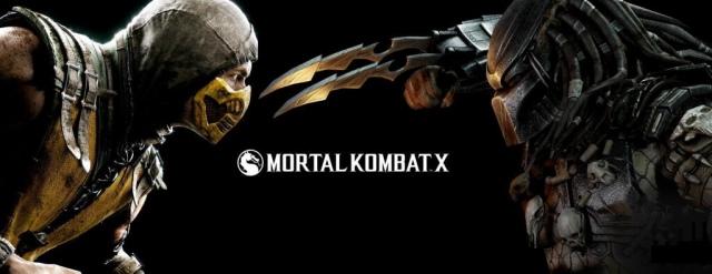 Predator a Mortal Kombat X-ben?