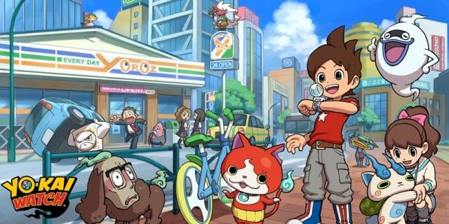Európába jön a Yo-Kai Watch