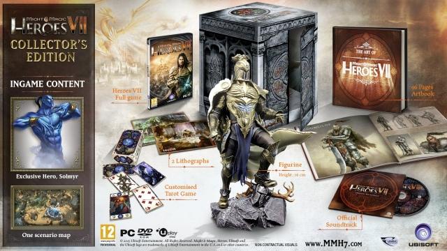 Egy hónap múlva indul a Might & Magic Heroes VII bétája