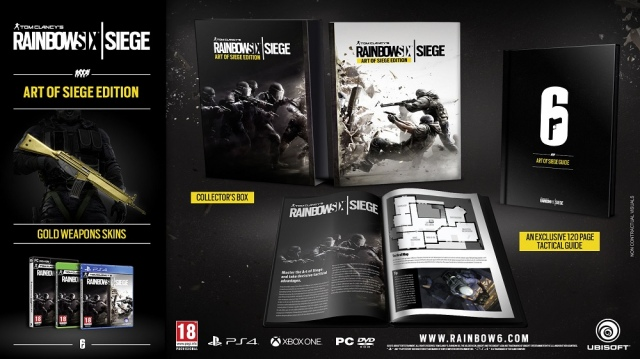 Megjelenési dátumot kapott a Tom Clancy's Rainbow Six: Siege
