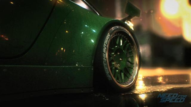 Hangulatkeltő kép az új Need for Speedből