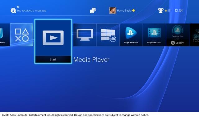 Végre van médialejátszó PlayStation 4-re