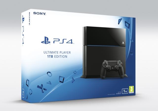 Jön az 1 TB-os PlayStation 4