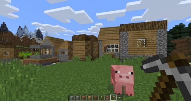 Minecraft: Windows 10 Edition Beta bejelentés