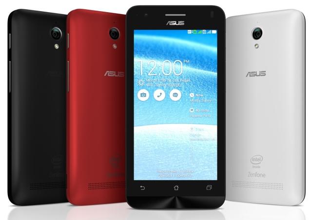 Hazánkba ért az ASUS ZenFone C