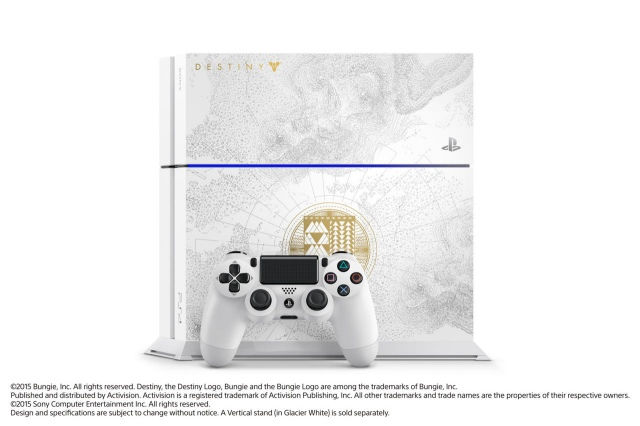 Destiny: The Taken King PS4 Bundle szeptemberben
